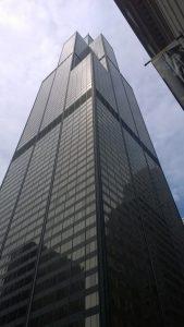 Willis Tower - 447m