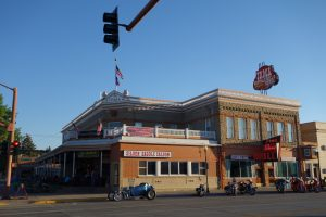 The Irma Hotel in Cody