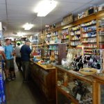 Old-fashioned general store