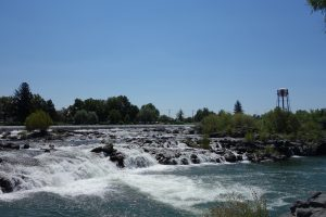 The Idaho Falls