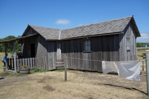 The little House of the prairie