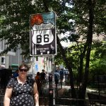 Her starter Route 66