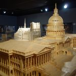 The US Congress in matchsticks